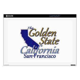 CALIFORNIA SKINS PARA 43,2CM PORTÁTILES