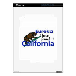 CALIFORNIA SKINS PARA iPad 2
