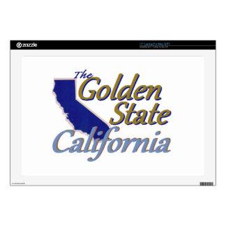 CALIFORNIA SKINS PARA PORTÁTILES