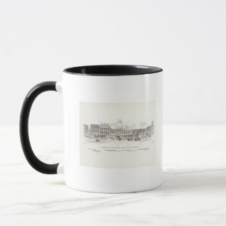 California South side Front and Battery Mug