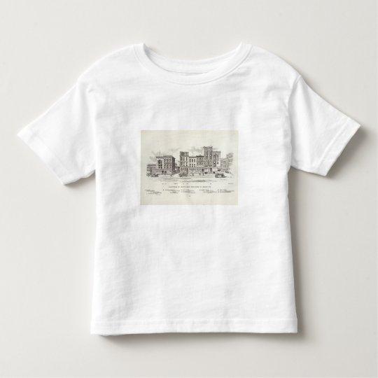 California South side Webb and Kearny Toddler T-shirt