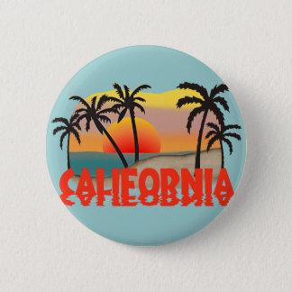 California Souvenir Button