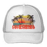California Souvenir Trucker Hat