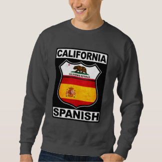 California Spanish American Sweatshirt