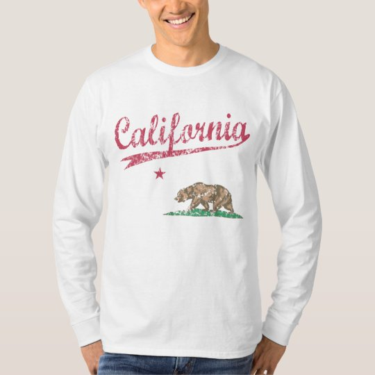California Sport Style T-Shirt