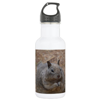 California Spotted Ground Squirrel 18oz Water Bottle