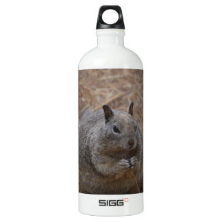 California Spotted Ground Squirrel Water Bottle