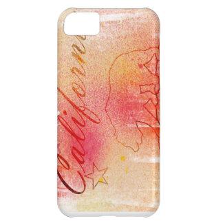 California Spray Paint Case For iPhone 5C