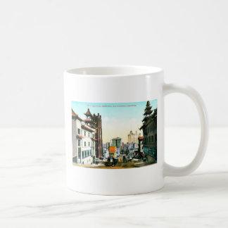 California st coffee mug