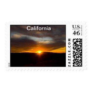 California Stamp 10 stamp