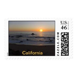 California Stamp 1 stamp