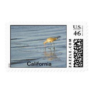 California Stamp 2 stamp