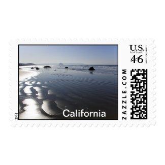 California Stamp 3 stamp