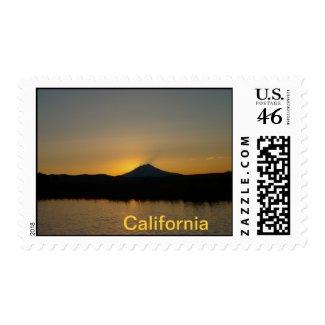 California Stamp 6 stamp
