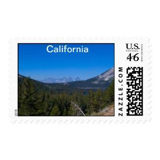 California Stamp 8 stamp