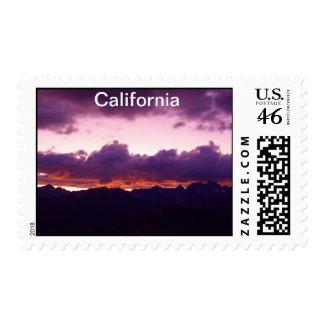 California Stamp 9 stamp