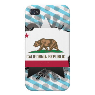California Star iPhone 4/4S Covers