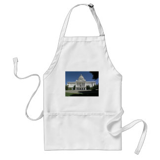 California State Capitol Building Adult Apron