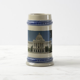 California State Capitol Building Beer Stein