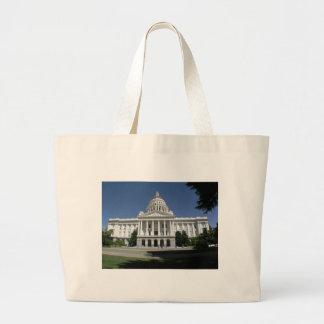 California State Capitol Building Large Tote Bag