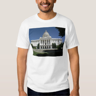 California State Capitol Building T Shirt
