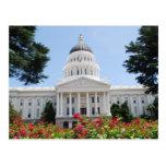 California State Capitol Sacramento Postcard