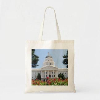 California State Capitol Sacramento Tote Bag