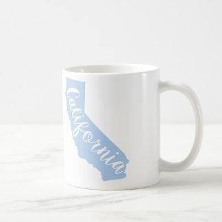 California State Cornflower Blue Mug