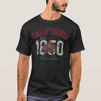 California State Est. 1850 T-Shirt