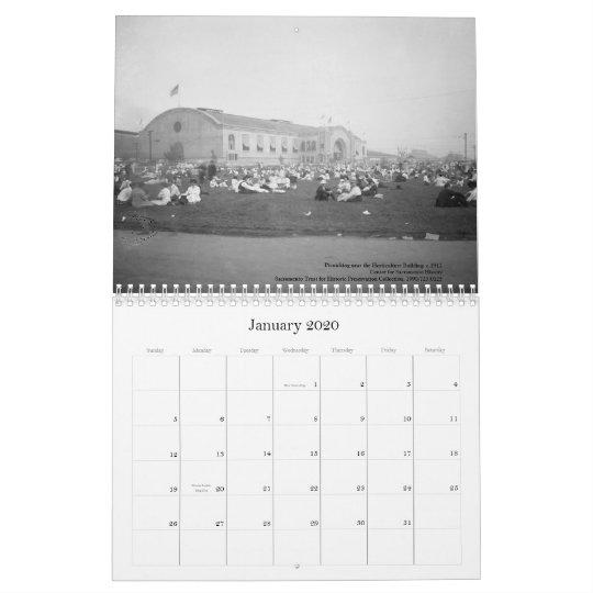 California State Fair 2020.California State Fair Stockton Blvd 1909 1967 Calendar