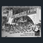 """California State Fair - Stockton Blvd, 1909-1967 Calendar<br><div class=""""desc"""">The home for the California State Fair and Exposition,  the Stockton Boulevard and Broadway site is today home to the UC Davis Medical Center.</div>"""