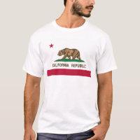 California State Flag Basic T-Shirt