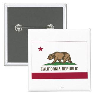 California State Flag Pins