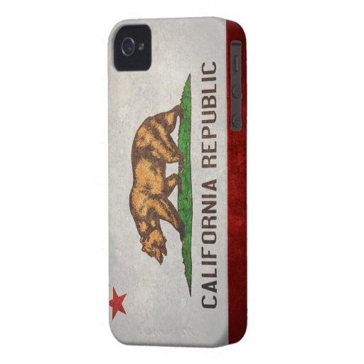 California State Flag Blackberry Bold Case