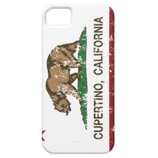 California State Flag Cupertino iPhone SE/5/5s Case