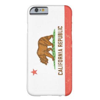 California State Flag Distressed iPhone 6 Case