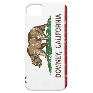 California State Flag Downey iPhone 5 Cover