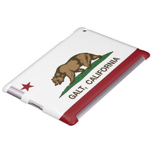 California State Flag Galt