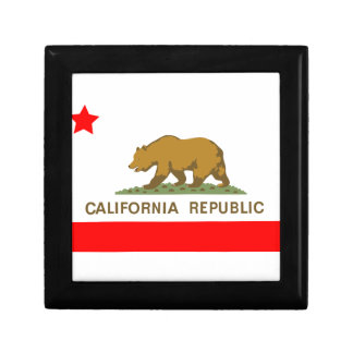 California State Flag Gift Box