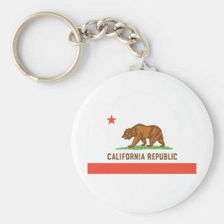 California State Flag Keychains