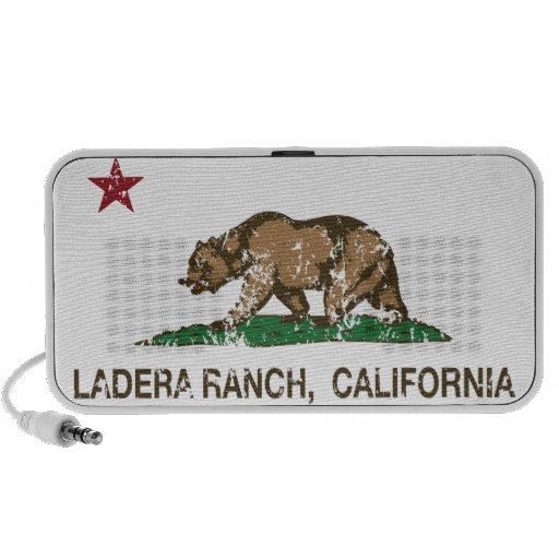 California State Flag Ladera Ranch Speaker