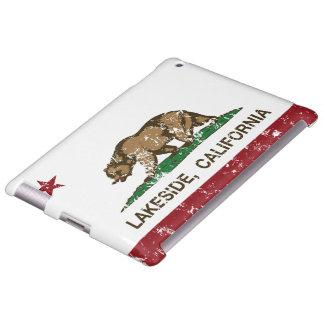California State Flag Lakeside