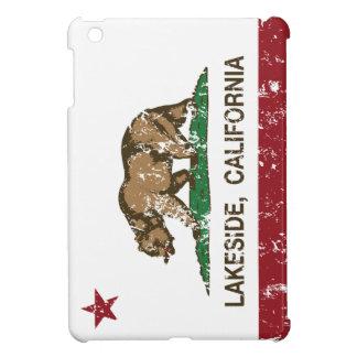 California State Flag Lakeside iPad Mini Case