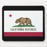 California State Flag Mousepad