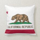 California State Flag Pillows