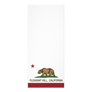 California State Flag Pleasant Hill Announcements