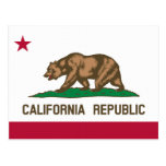 California State Flag.png Postcard