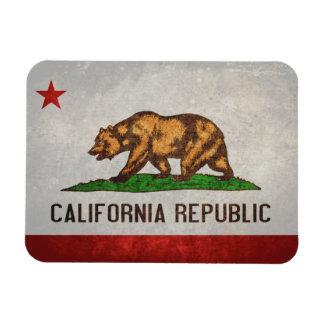 California State Flag Flexible Magnet