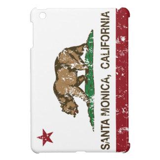 California State Flag Santa Monica Cover For The iPad Mini