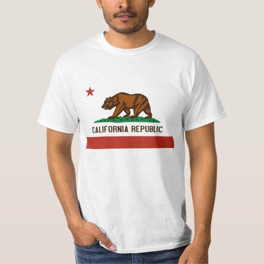 California State Flag T shirt